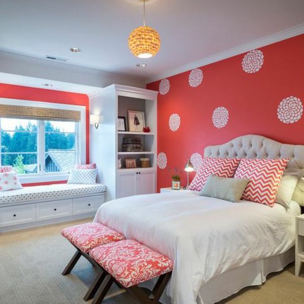 Beautiful Wohnideen Teenagerzimmer Wandfarbe Pictures - Home ...