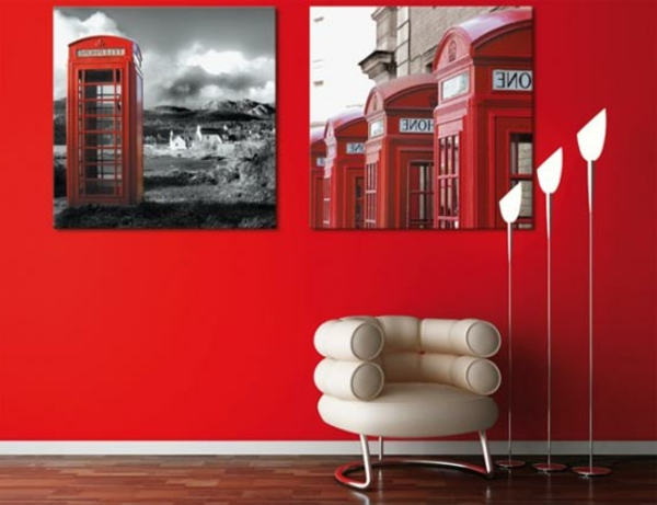 wohnzimmer rote wand:wohnzimmer-gestalten-wohnzimmer-einrichten-einrichtugsideen-wohnzimmer