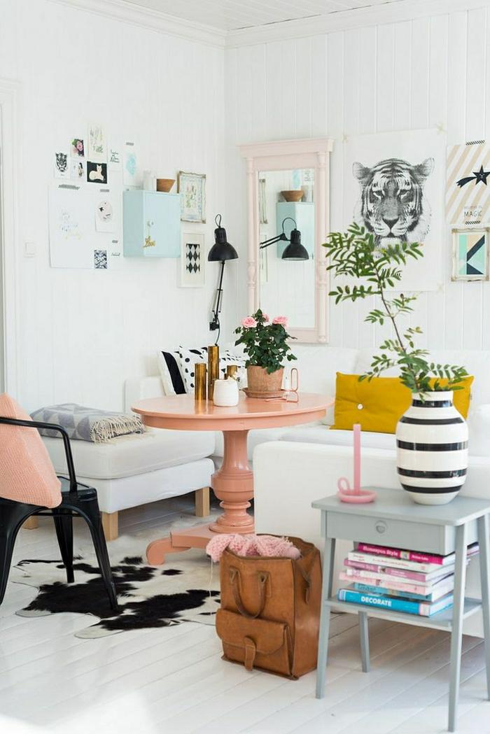 Wandgestaltung Wohnzimmer Pastell:wandgestaltung Wohnzimmer Ideen .