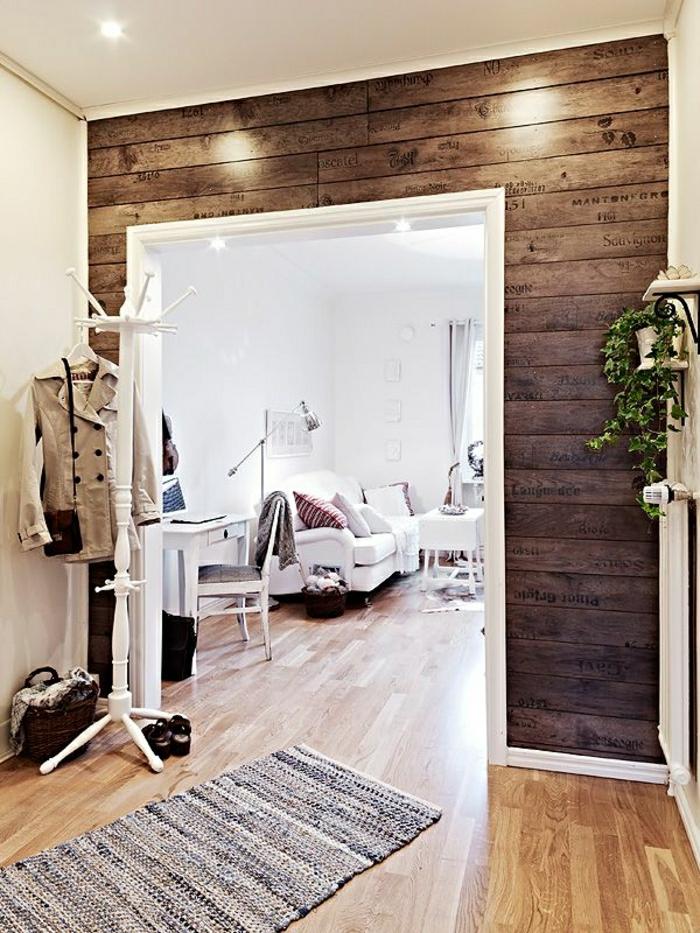 Wandverkleidung holz - Möbel - einebinsenweisheit