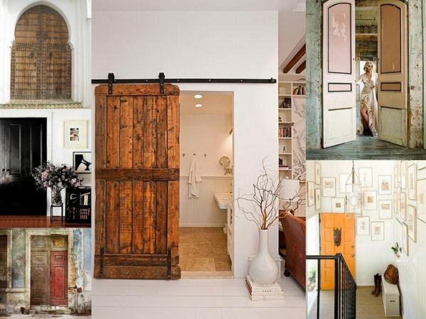 dekoration f r landhaus wei e motive als akzent. Black Bedroom Furniture Sets. Home Design Ideas