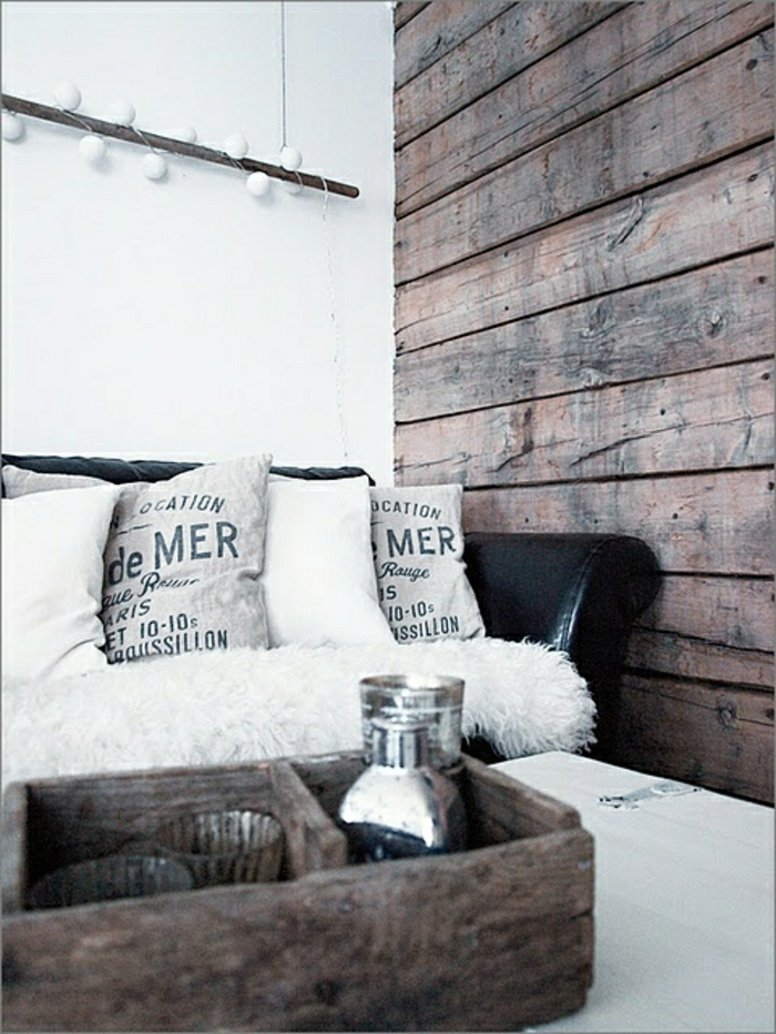 wohnzimmer-wandgestaltung-holz-schöne-wände-wohnzimmer-wandgestaltung-