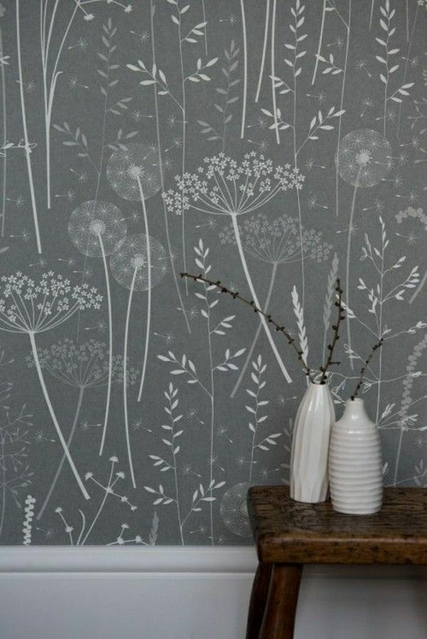 Kreative Wandgestaltung Mit Tapeten : Kreative K?chentapeten Beispiele ? f?r kreative Hausfrauen!