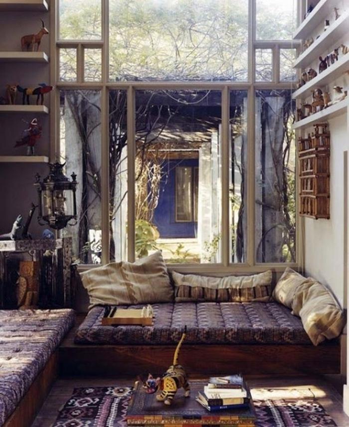 wunderschönes-Schlafzimmer-Boho-Design