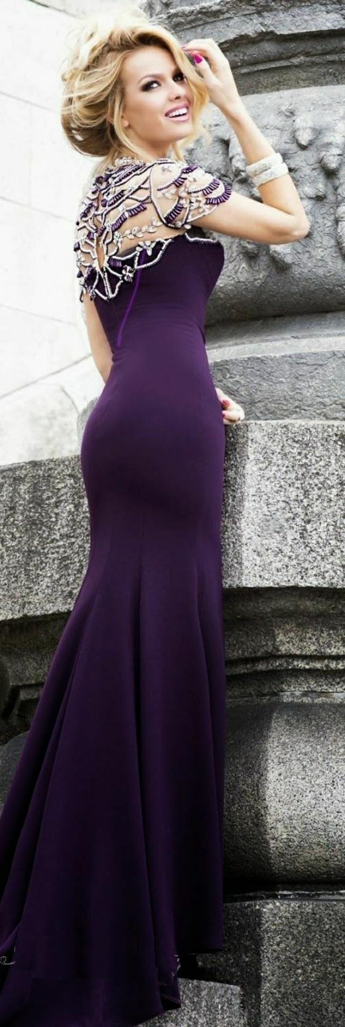Das lila Kleid - 45 erstaunliche Fotos - Archzine.net