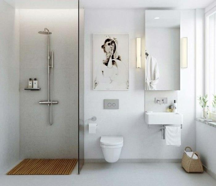 beautiful badezimmer skandinavischen stil ideas - sohopenthouse