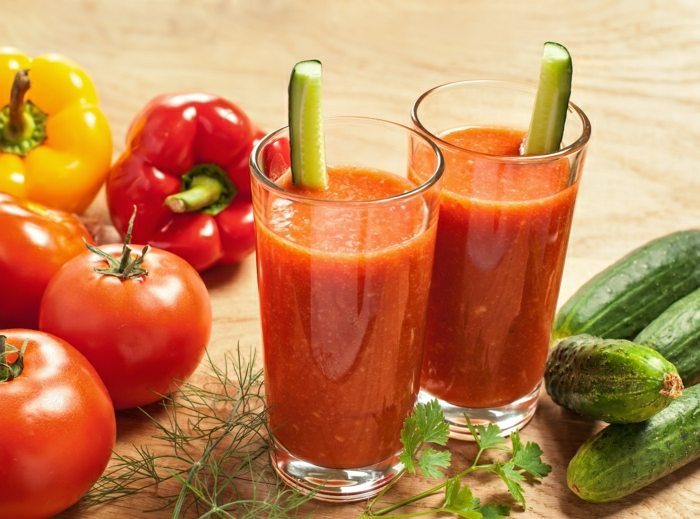 Bloody-Mary-Gemüse-Smoothie