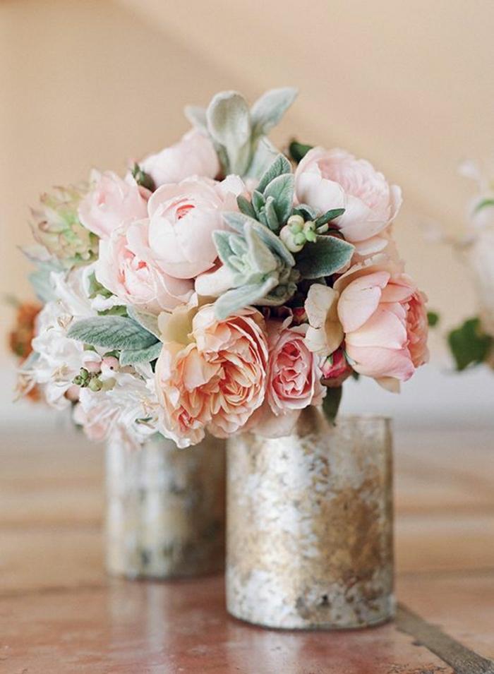 Blumen-Anordnung-Tischdekoration