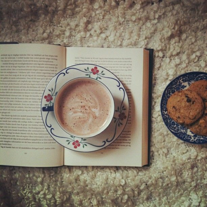 Cappuccino-Cookies-Buch