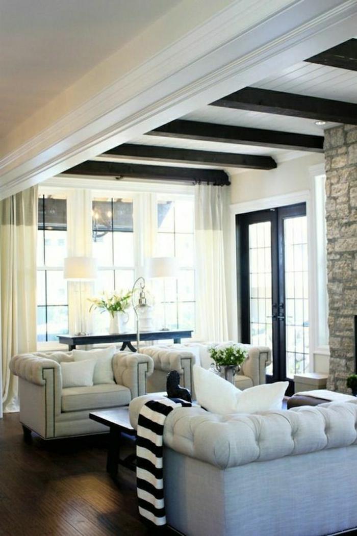 wohnzimmer chesterfield:orientalische dekoration fürs wohnzimmer 33 fotos wohnzimmer rustikal