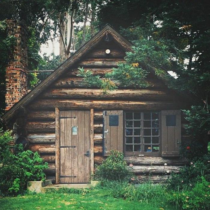 40 bilder von bergh tten die sie beeindrucken werden for Compact cottages georgia