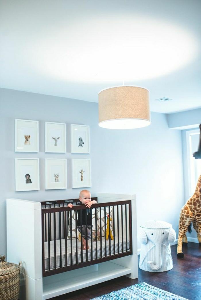 Kinderzimmer-Wandbilder-Tiere