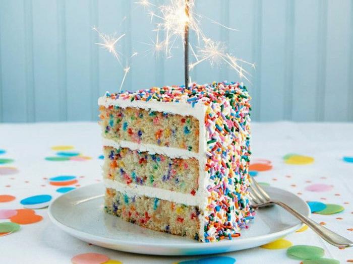 Kuchen-Party-Essen-Geburtstag