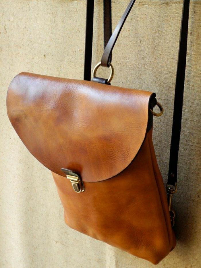 Leder-Rucksack-vintage-universal-unisex