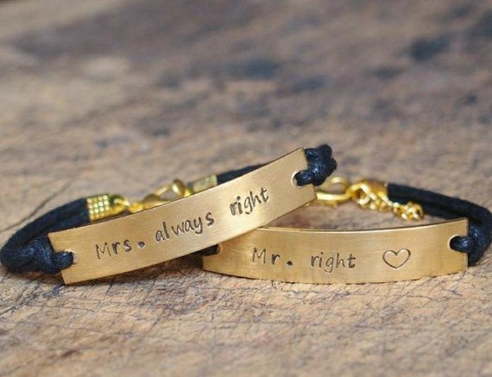 Liebespaar-Armbänder-mit-Gravur