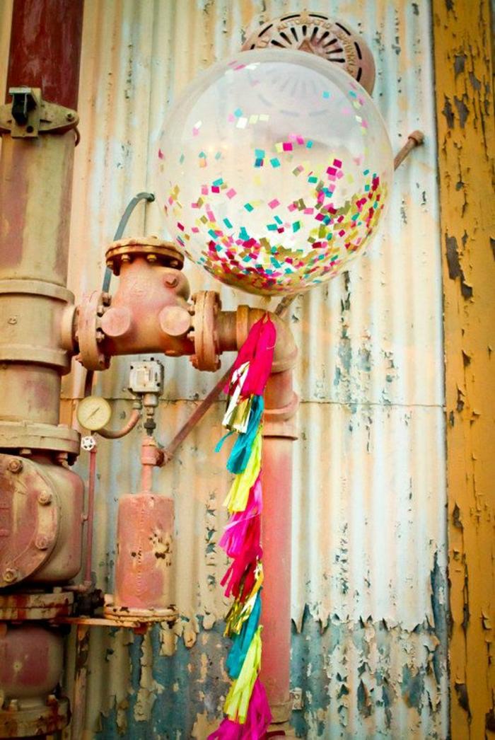 Party-Idee-Ballon