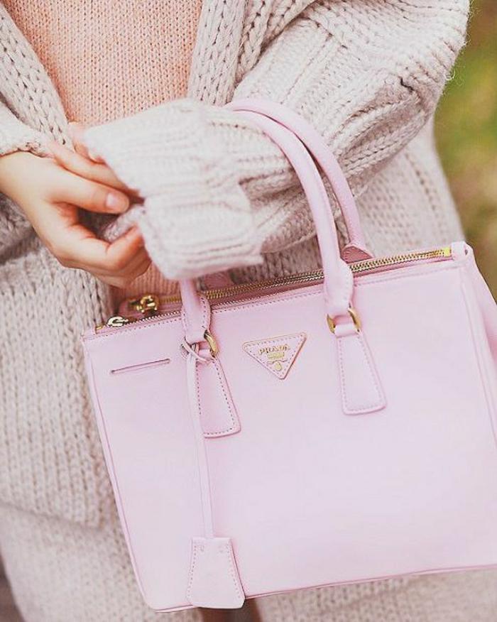 Prada-Taschen-rosa-Modell