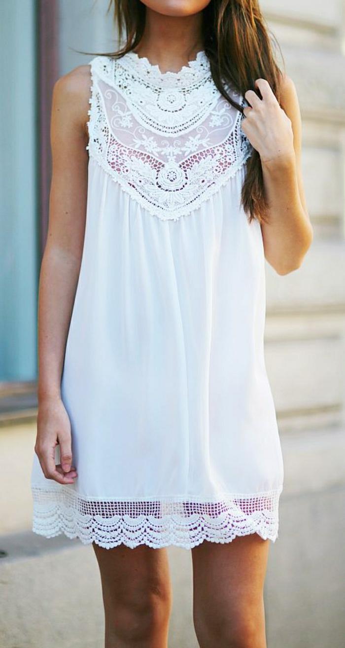 Sommerkleid-weiß-kurz-Boho-Chic