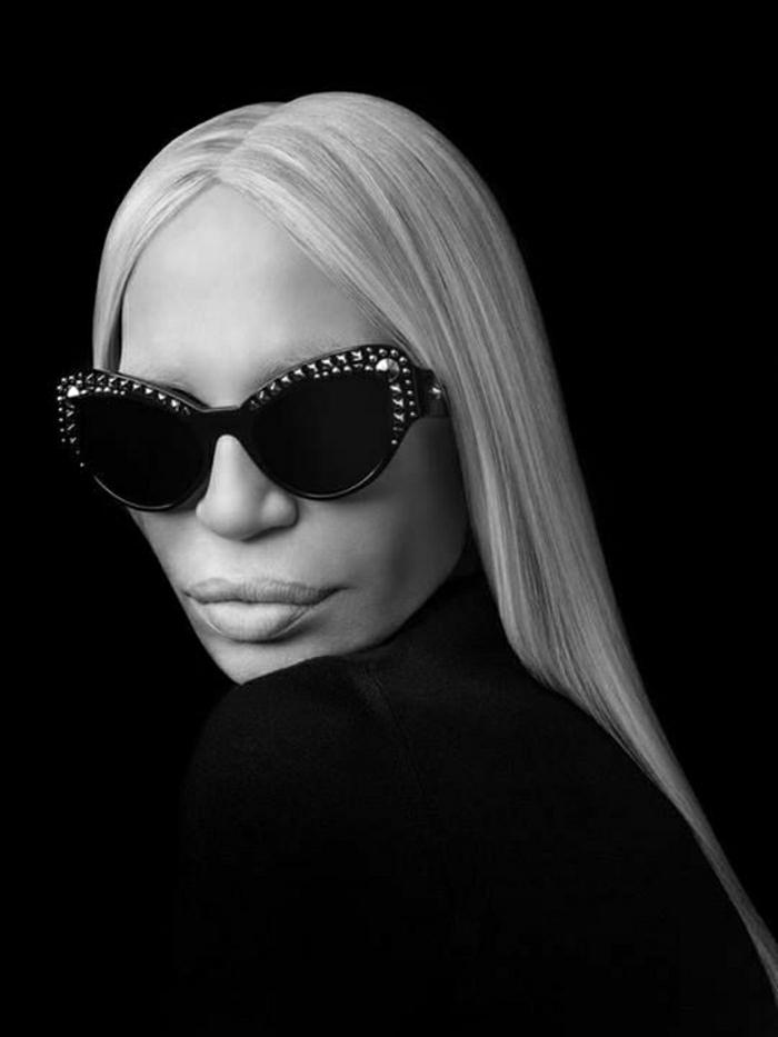 Sonnenbrille-Donatella-Versace