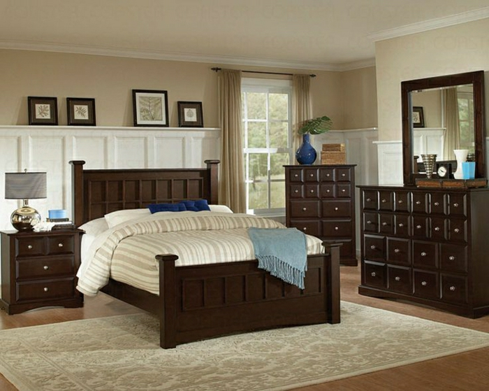 wandfarbe cappuccino 30 gem tliche foto beispiele. Black Bedroom Furniture Sets. Home Design Ideas