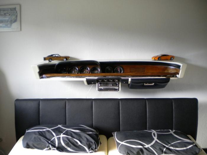 Coole DIY Idee: Möbel aus Autoteilen! - Archzine.net