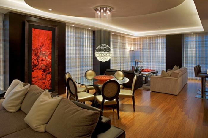 Beistelltisch Wohnzimmer mit gut design für ihr haus ideen