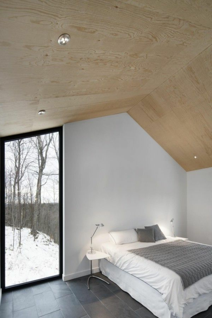 außergewöhnliche-wohnideen-kleines-schönes-schlafzimmer