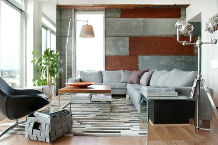 außergewöhnliche-wohnideen-modernes-aussehen-schönes-wohnzimmer