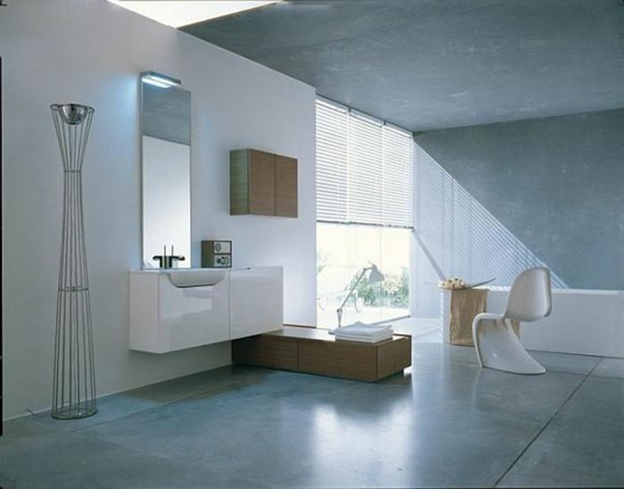 außergewöhnliche-wohnideen-modernes-bad