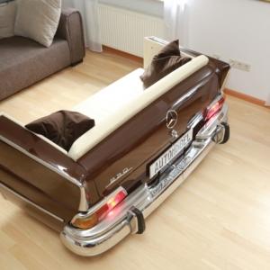 Coole DIY Idee: Möbel aus Autoteilen!