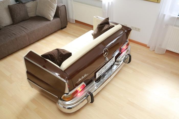 Diy Ideen Möbel coole diy idee möbel aus autoteilen archzine