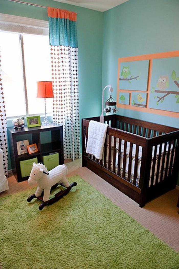 babyzimmer-design-grüner-teppich