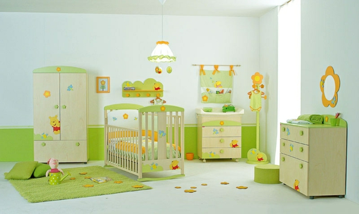 baby kinderzimmer gestalten klassische mobel ? bigschool.info - Suse Babybett Designs Babyzimmer