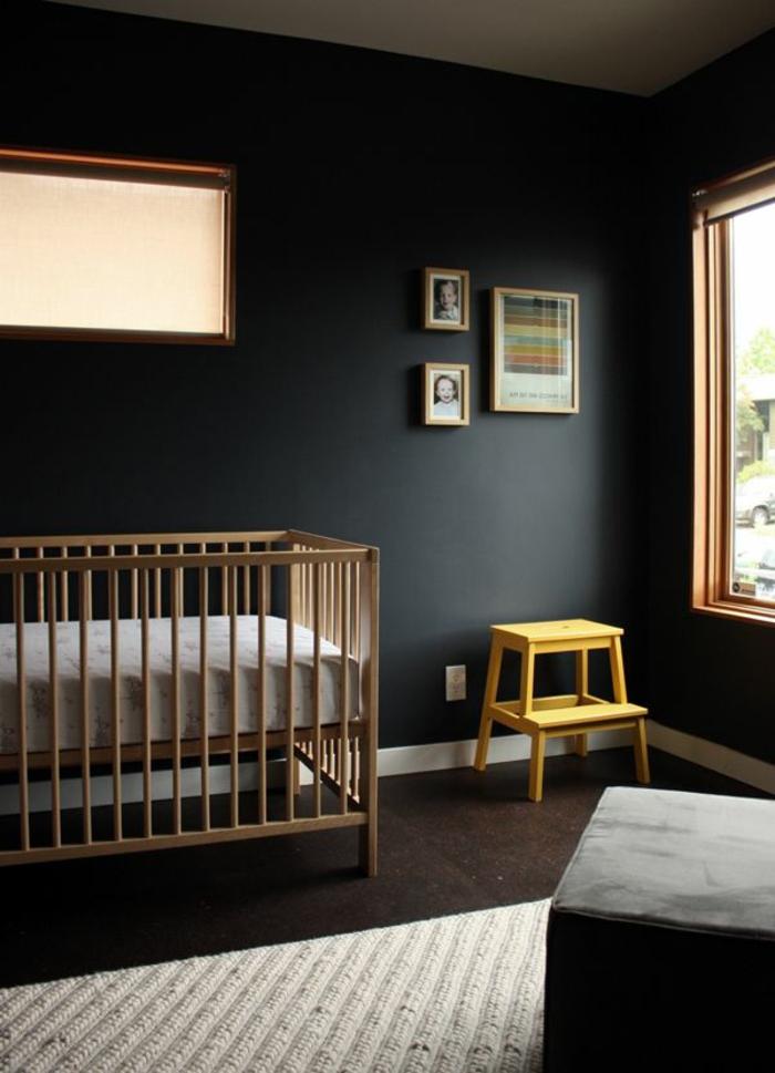 babyzimmer-design-schwarze-wand