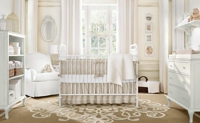 babyzimmer-design-weiße-möbel