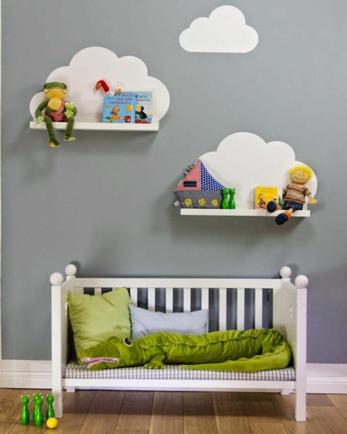 babyzimmer-design-weiße-wolken-regale