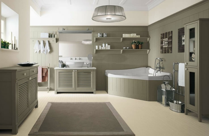 badeinrichtungen-ideen-graues-interieur