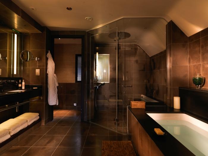 102 super tolle badeinrichtungen ideen for Schicke badezimmer