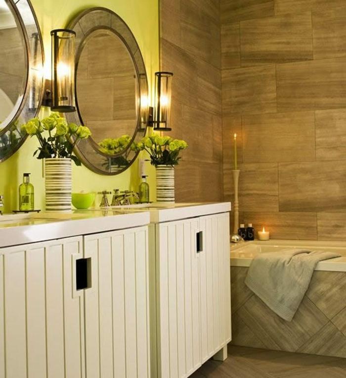 badeinrichtungen-ideen-runde-spiegel