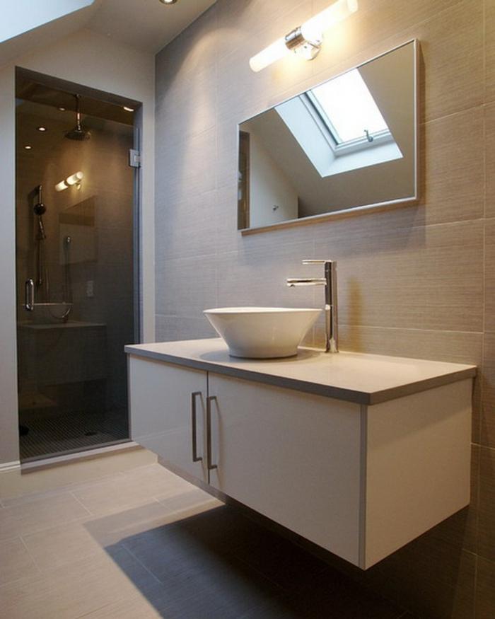 Badeinrichtungen ideen weiß und attraktiv