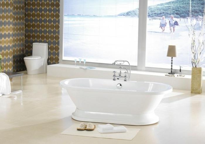 badeinrichtungen-ideen-weiße-moderne-ausstattung