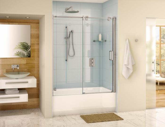 Badewanne mit t r aktuelle vorschl ge for Badezimmer 94 spiel