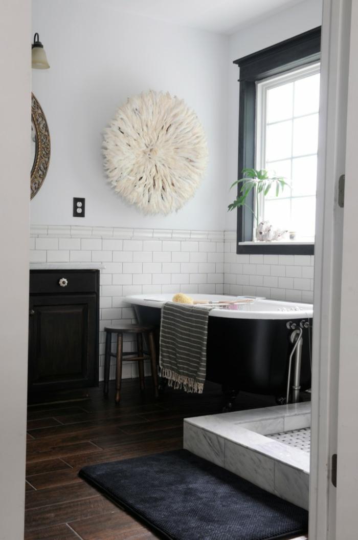 52 fotos von badezimmer in schwarz und weiß!   archzine.net