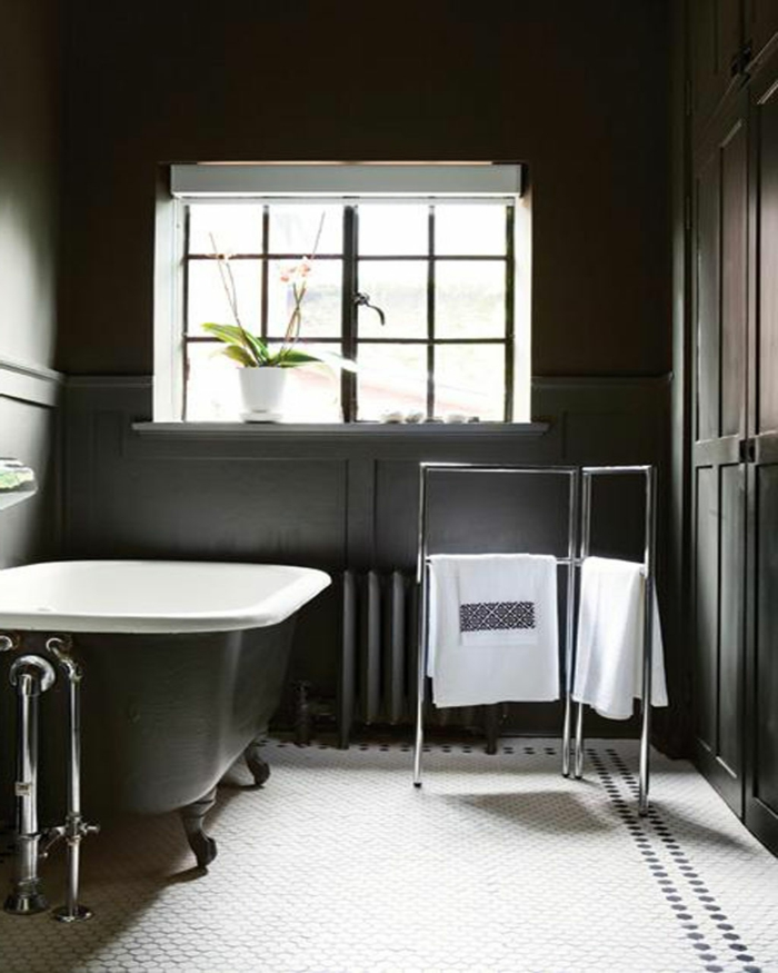 52 fotos von badezimmer in schwarz und wei223 archzinenet