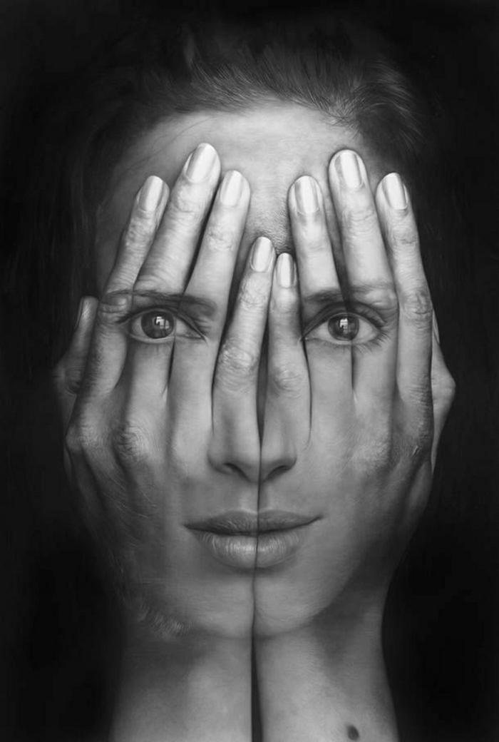 coole-Bilder-Frau-Gesicht-Hände