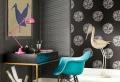 23 Designer Tapeten für den Arbeitsplatz