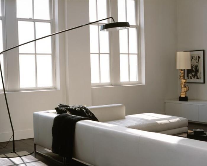 Die Bogenlampe Passt Zu Fast Jedem Interieur Archzine Net