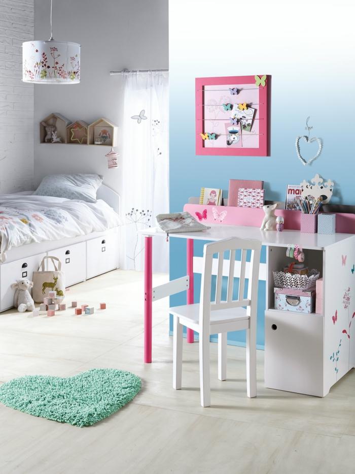 Gestaltungstipps und ideen f r das ideale kinderzimmer - Farbwahl kinderzimmer ...