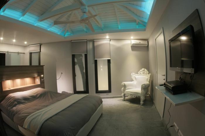 deckenbeleuchtung f r schlafzimmer 64 fotos. Black Bedroom Furniture Sets. Home Design Ideas