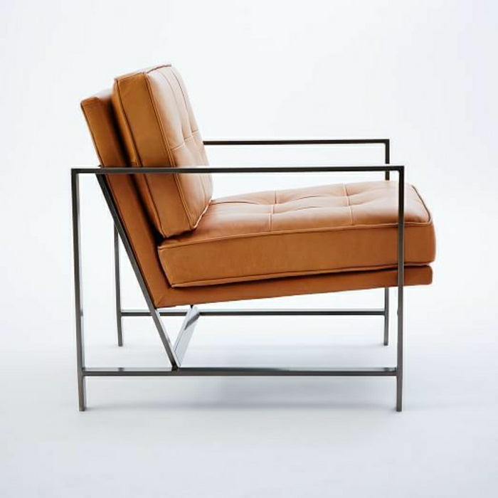 Designer sessel klassiker  Design Sessel Leder: Designer lounge sessel tisch und stuhl ...